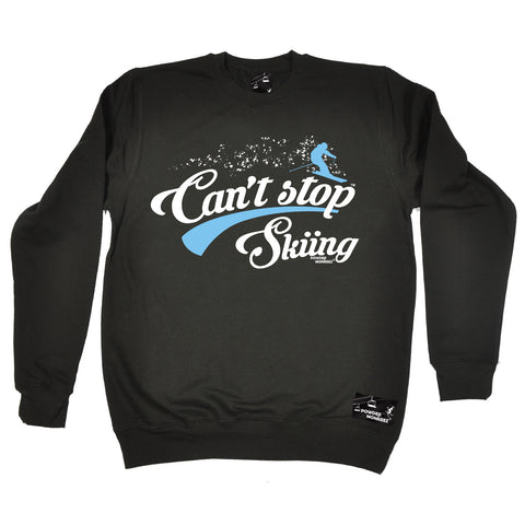 Powder Monkeez - Pm Cant Stop Skiing - Apres Skiing SWEATSHIRT