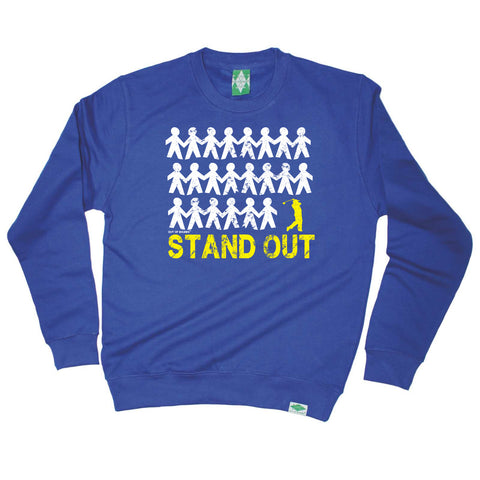 Out Of Bounds Golfing Sweatshirt - Stand Out Golf - Sweater Jumper