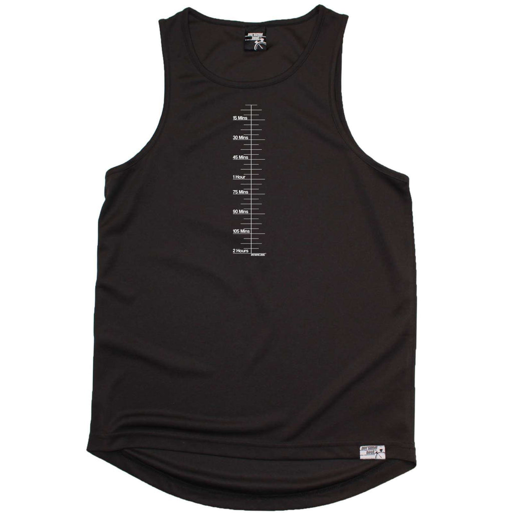 Personal Best Running Vest - Sweat Level - Dry Fit Performance Vest Singlet