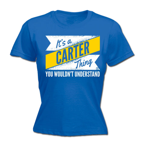 123t Women's NEW It's An Edwards Thing You Wouldn't Understand Funny T-Shirt
