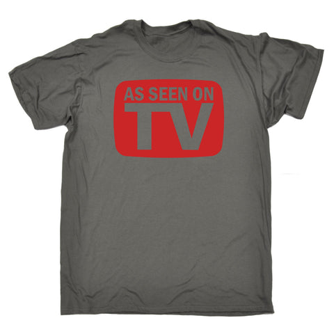 123t Men's As Seen On TV Funny T-Shirt