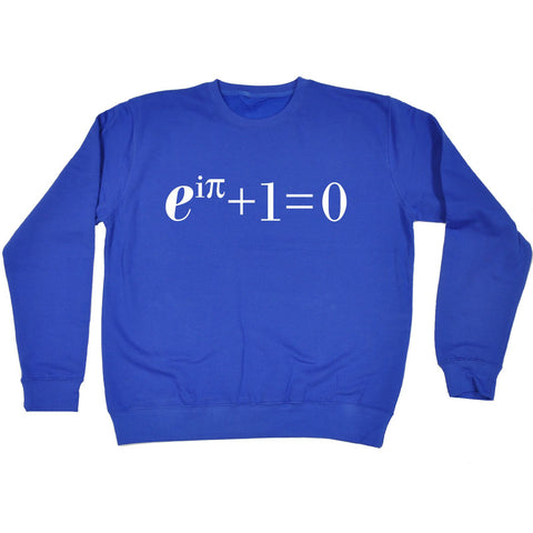123t Euler Equation Funny Sweatshirt