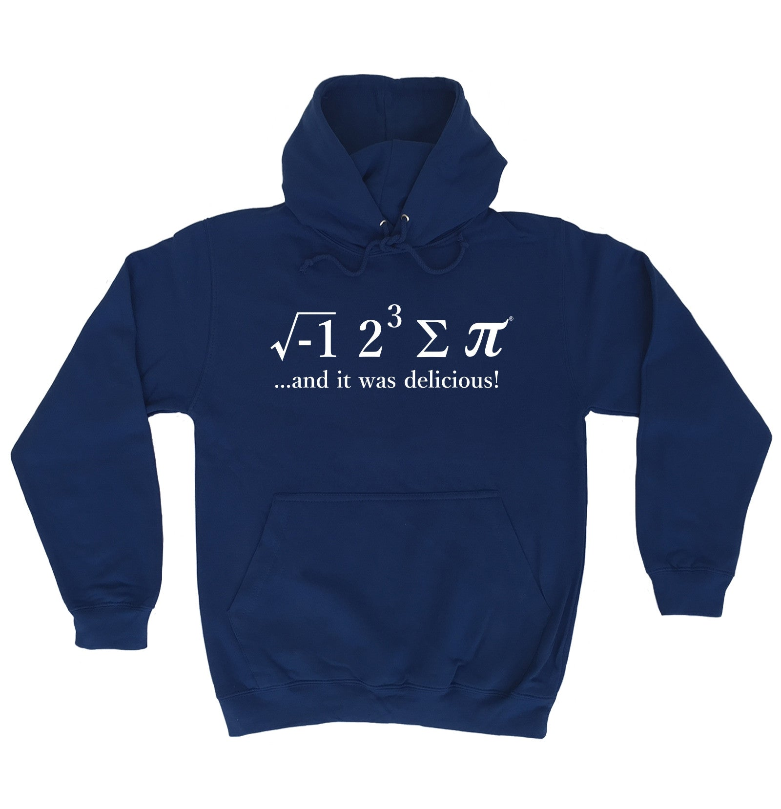 I 8 Sum Pi HOODIE Pie Mathematics Math Maths Top Geek Nerd Gift ...