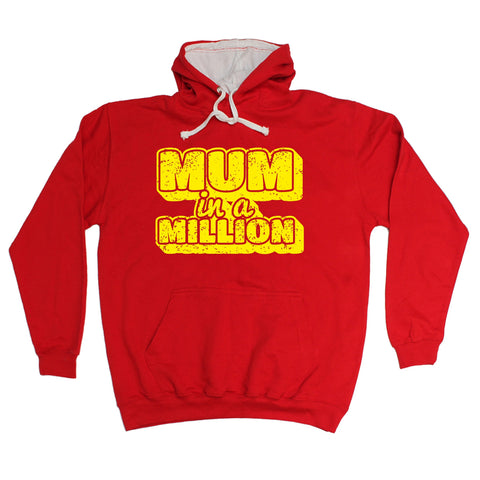 123t Mum In A Million Funny Hoodie
