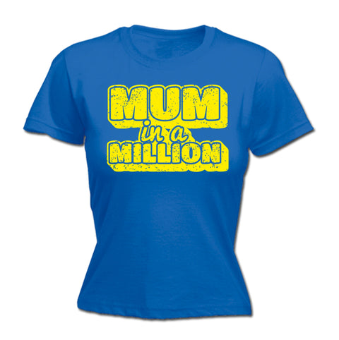 123t Women's Mum In A Million Funny T-Shirt