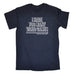 SNOE Men's I Have Too Many Video Games Said No One Ever T-SHIRT