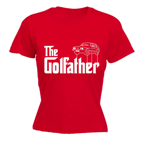 123t Women's The Golfather Funny T-Shirt