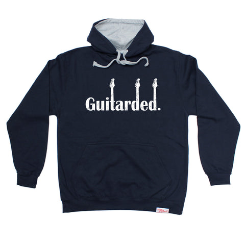 Banned Member Guitarded Guitar Hoodie