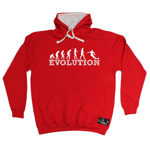 Powder Monkeez Evolution Skiing Ski Hoodie
