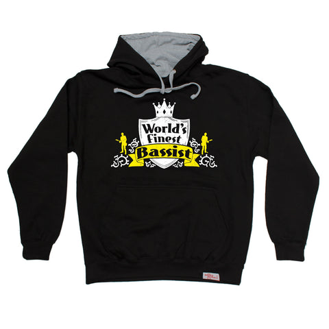 Banned Member World's Finest Bassist Guitarist Hoodie