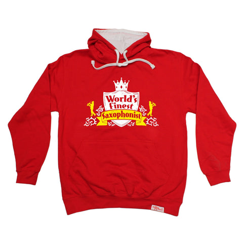 Banned Member World's Finest Saxophonist Saxophone Hoodie