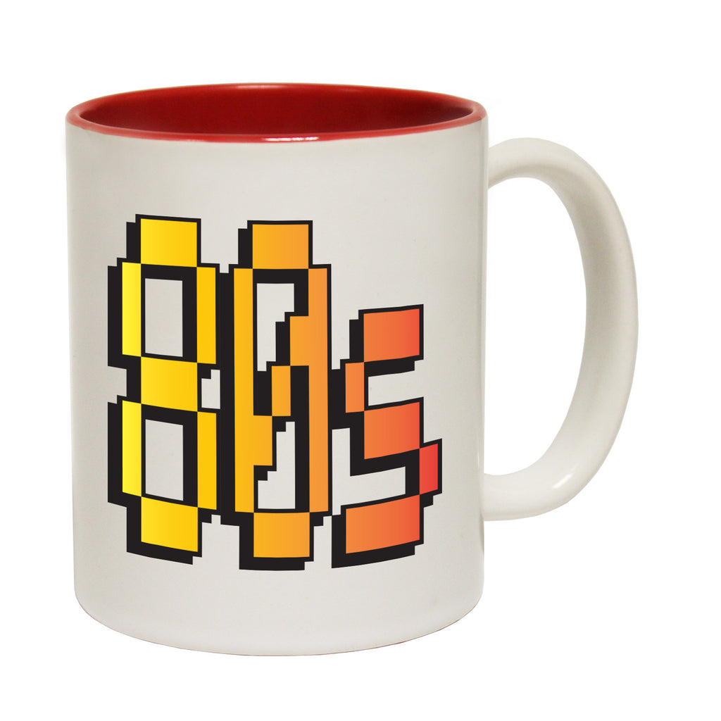 123t 80's Funny Mug - 123t clothing gifts presents