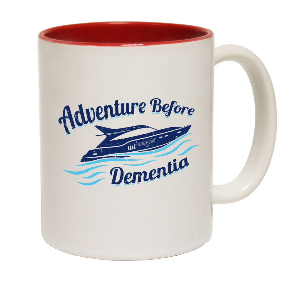 123t Adventure Before Dementia Luxury Yacht Funny Mug - 123t clothing gifts presents