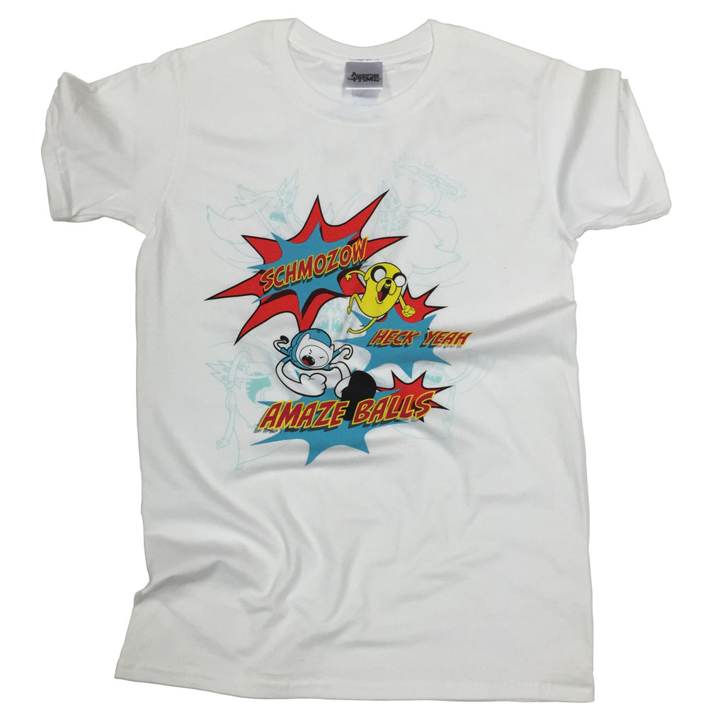 Adventure Time Amazing Balls Official T-Shirt