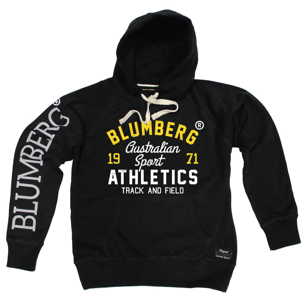 Blumberg Australia Women's Sport Athletics Track And Field 1971 Premium Hoodie