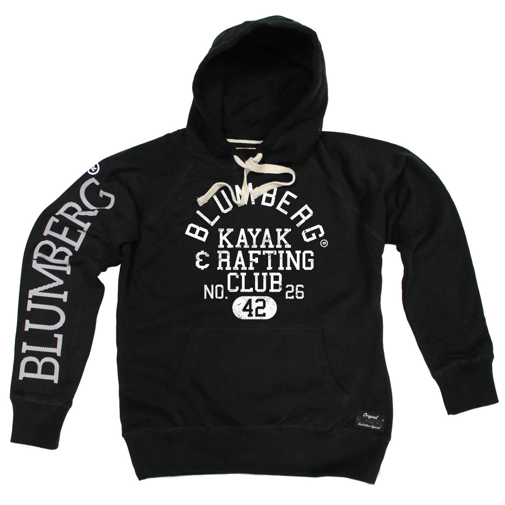 Blumberg Australia Men's Kayak & Rafting Club No. 26 42 Premium Hoodie