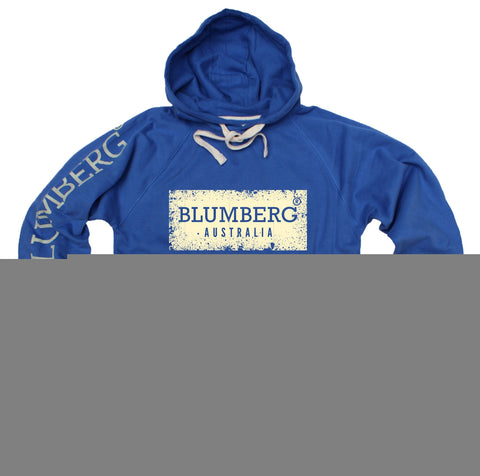 Women's Blumberg Australia Cream Distressed Design - Premium Hoodie