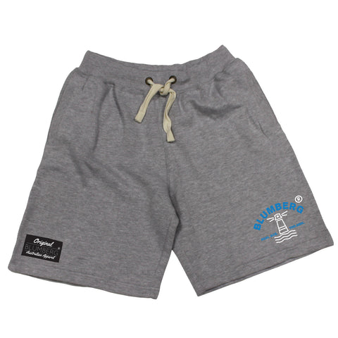 Men's Blumberg Lighthouse Breast Design Premium Campus Shorts