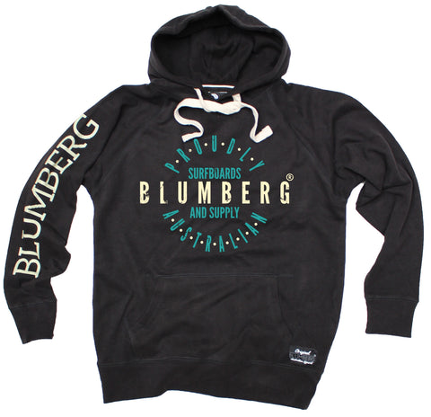 Women's Blumberg Surfboards And Supply Proudly Australian - Premium Hoodie