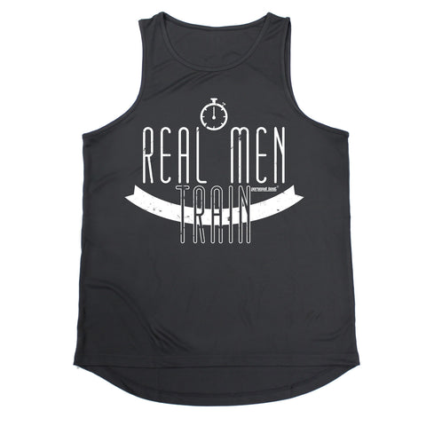 Personal Best Real Women Train Running Men's Training Vest