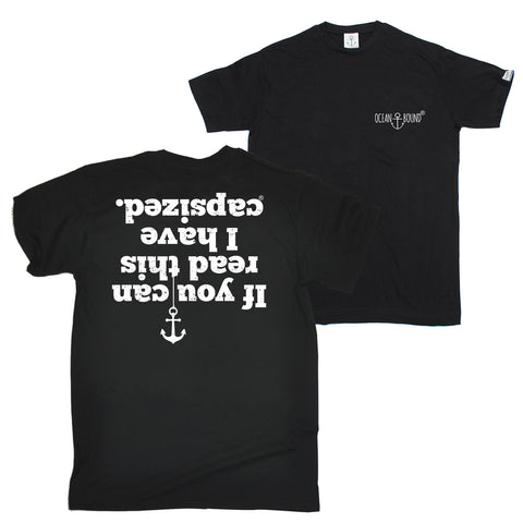 FB Ocean Bound Sailing Tee - Capsized - Mens T-Shirt