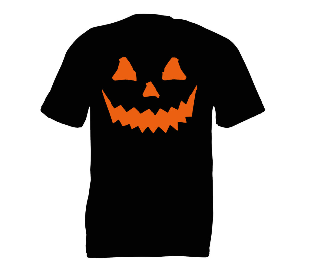 123t Men's Pumpkin Funny T-Shirt