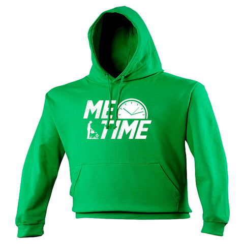 123t Me Time Gardening Design Funny Hoodie
