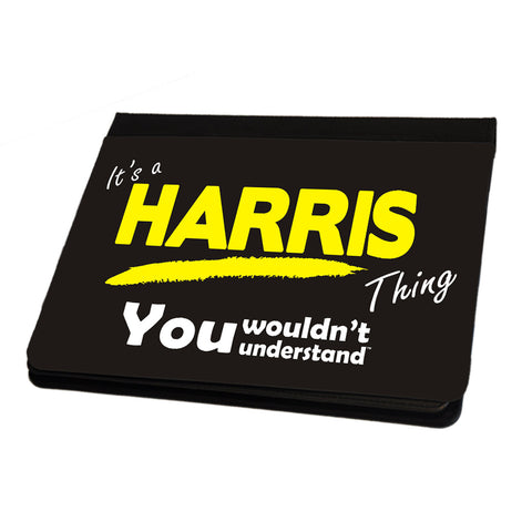 123t It's A Harris Surname Thing iPad Cover / Case / Stand ( All Models )