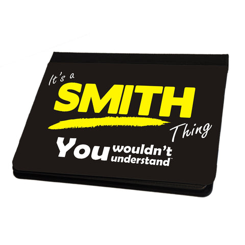 123t It's A Smith Surname Thing iPad Cover / Case / Stand ( All Models ), Its A Surname Thing