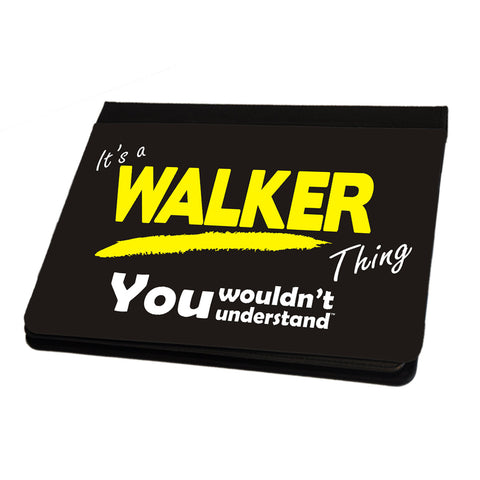 123t It's A Walker Surname Thing iPad Cover / Case / Stand ( All Models ), Its A Surname Thing