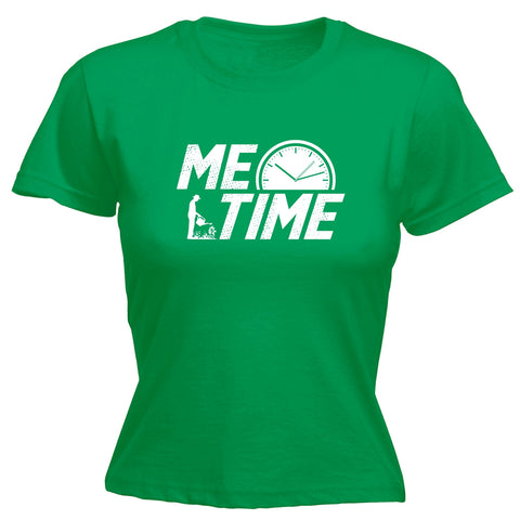 123t Women's Me Time Gardening Design Funny T-Shirt