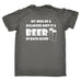123t Men's My Idea Of A Balanced Diet Is A Beer In Each Hand Funny T-Shirt, 123t
