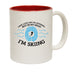 Powder Monkeez I May Look Like I'm Listening … Skiing Funny Skiing Mug