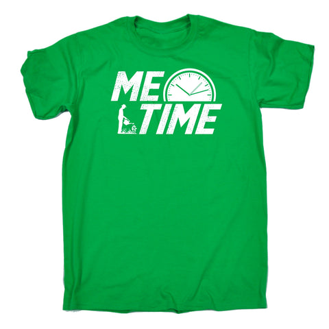 123t Men's Me Time Gardening Design Funny T-Shirt