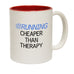 Personal Best Running Cheaper Than Therapy Funny Running Mug