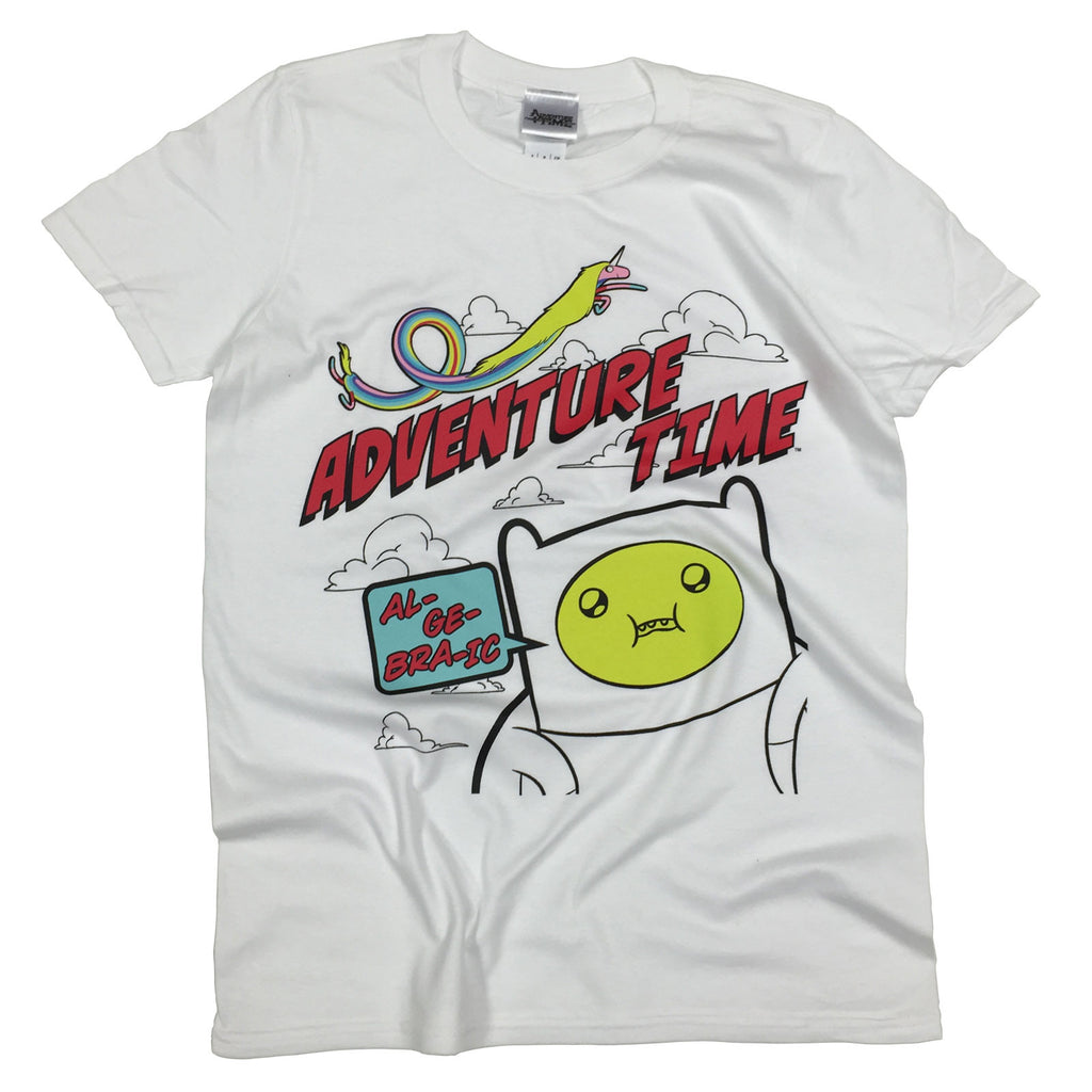 Adventure Time Algebraic Official T-Shirt