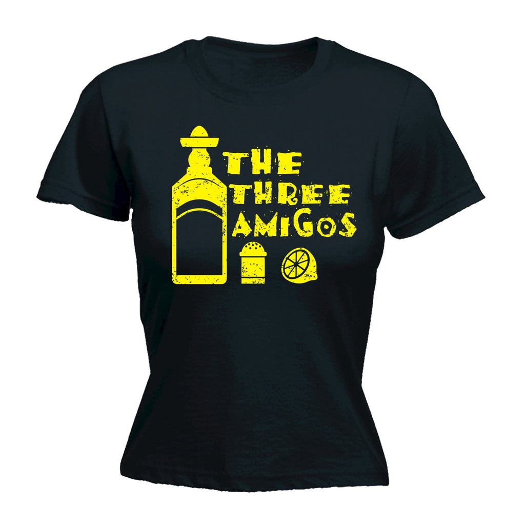 123t Women's The Three Amigos Funny T-Shirt