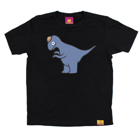 Ani-Mates Pachysaurus Dinosaur Kids T-Shirt - Fun Clothes Tees Boys Girls Tops