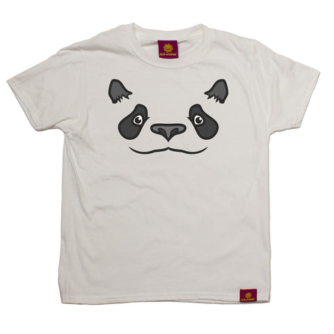 Ani-Mates Kids Panda Animals T-Shirt