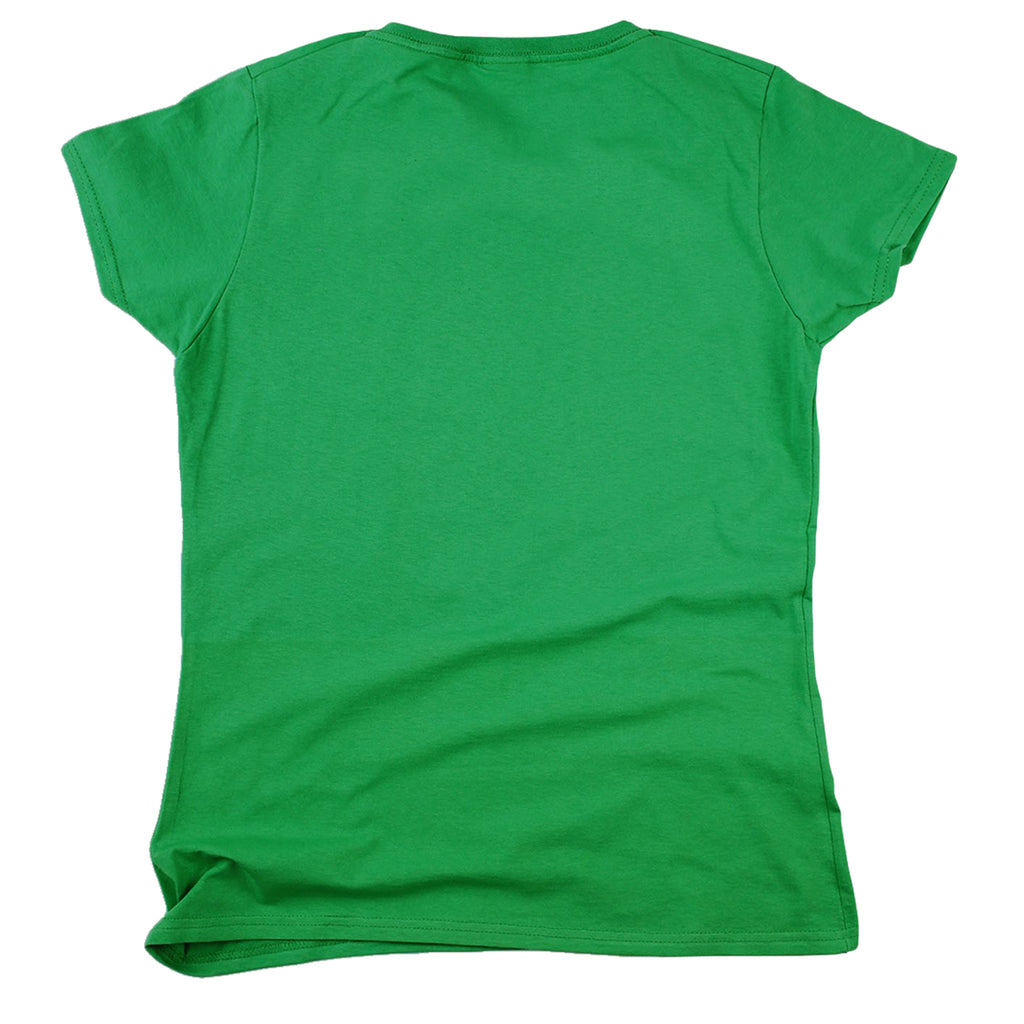 b13a22a2 ... 123t Funny Tee - Acting Like A Dik - Womens Fitted Cotton T-Shirt Top  ...