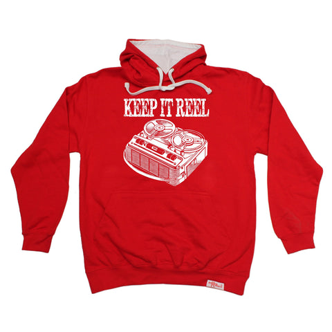 Banned Member Keep It Reel Retro Hoodie