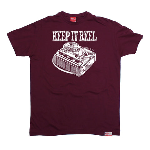 Banned Member Men's Keep It Reel Retro T-Shirt