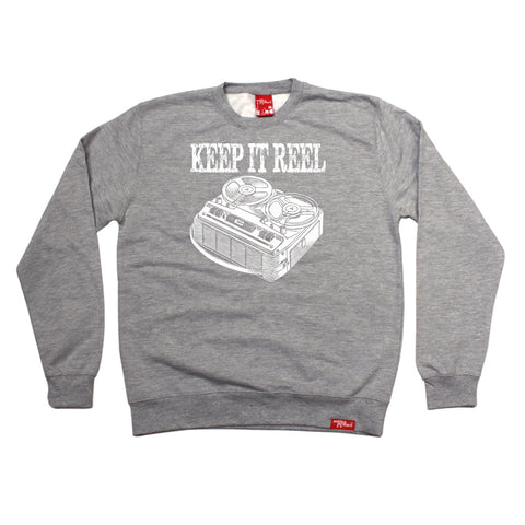 Banned Member Keep It Reel Retro Sweatshirt
