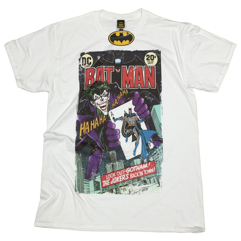 Batman Joker Official T-Shirt