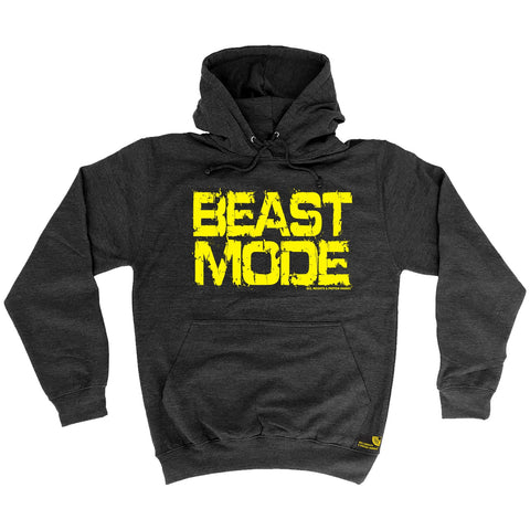 Sex Weights and Protein Shakes Beast Mode Sex Weights And Protein Shakes Gym Hoodie