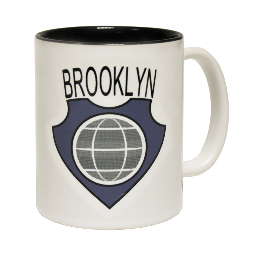 123t Brooklyn Funny Mug