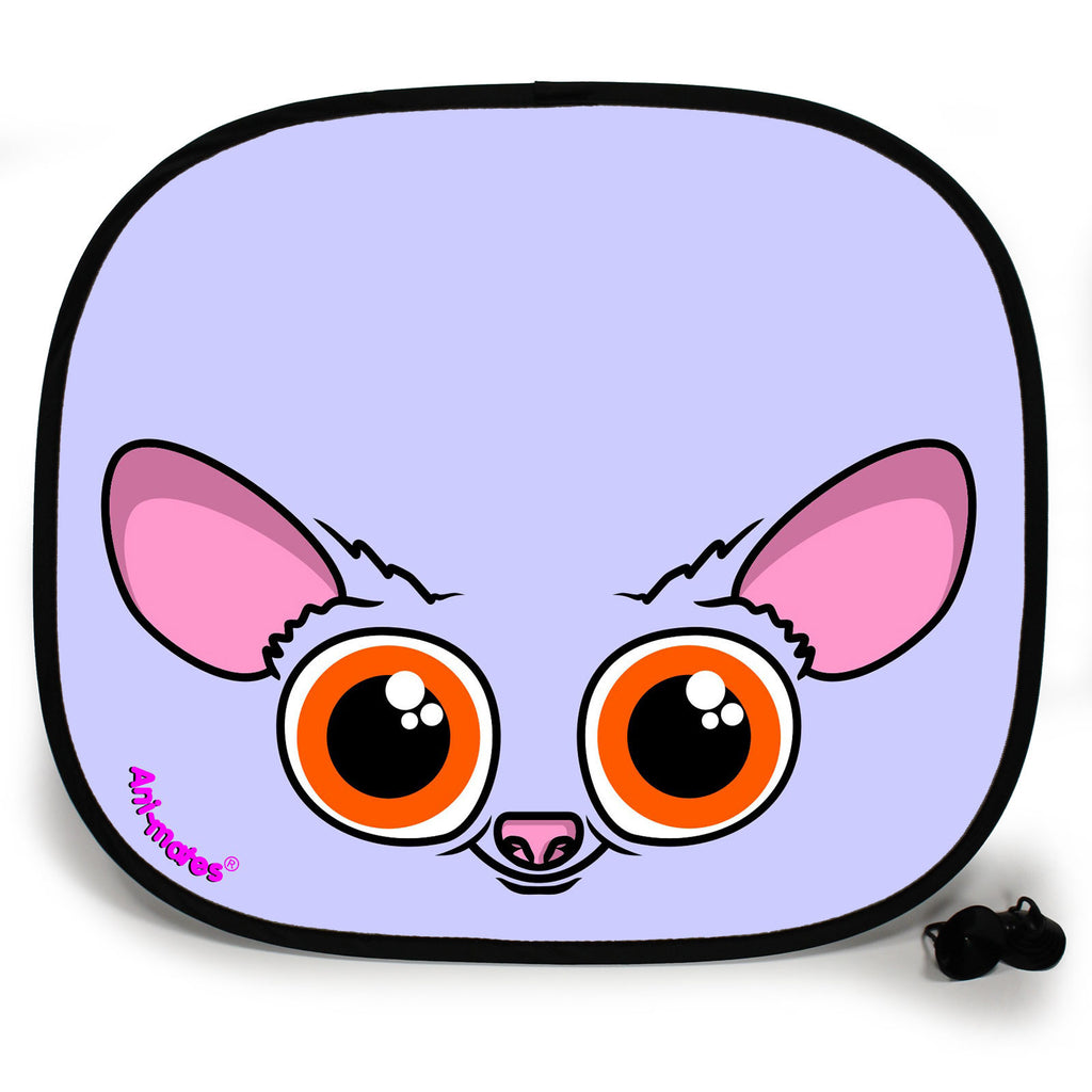 Ani-Mates Animals Possum Personalised UV Protection Fun Vehicle Interior Window Car Sunshade