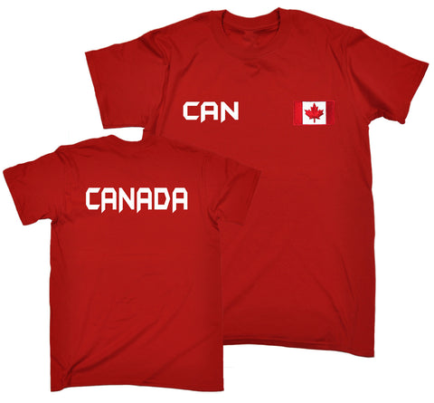 123t Canada Supporter T-Shirt