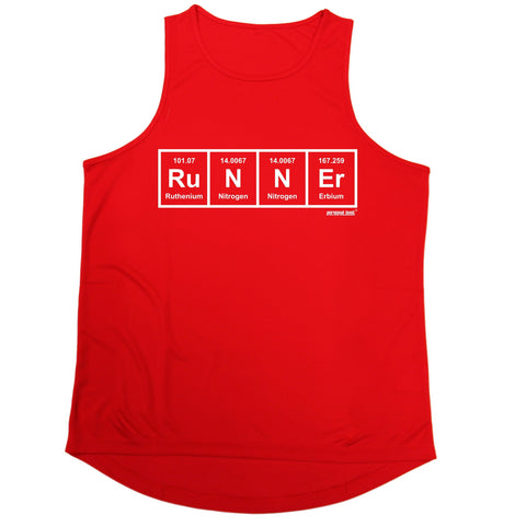 Personal Best Runner Periodic Design Running Men's Training Vest