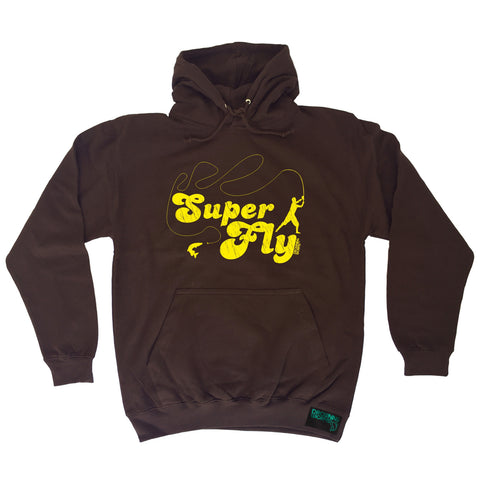 Drowning Worms Super Fly Fishing Hoodie